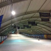 Photo taken at SnowWorld by Rob H. on 10/19/2013