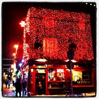 Photo taken at The Temple Bar by Felipe R. on 11/27/2012