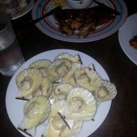 Photo taken at Lyndon's Worst Ribs & Awful Chicken by Leeo D. on 6/14/2013
