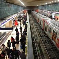 Foto tomada en Metro Vicente Valdés por Cristian A. el 10/9/2012