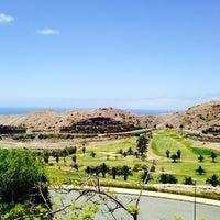Photo taken at Salobre Golf by Anastasia ♏ on 6/5/2014