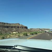 Photo taken at Mojave Desert by Julia G. on 6/23/2016