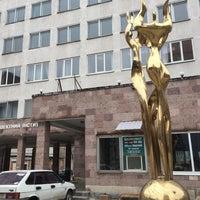 Photo taken at ХГУ «НУА» / Kharkiv University of Humanities «People's Ukrainian Academy» by Julia G. on 3/26/2016