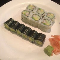 Photo taken at Fujiyama Sushi and Hibachi Grill by Matthew P. on 6/18/2013
