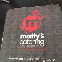 Photo taken at Matty's Bar, Grill & Catering by Matthew P. on 7/11/2013