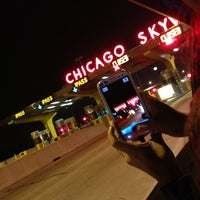 Photo taken at Chicago Skyway by Matthew P. on 3/30/2013