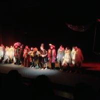 Photo taken at Nuovo Teatro Abeliano by Antonella P. on 12/23/2012