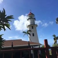 Photo taken at Diamond Head Lighthouse by §uz E. on 10/15/2017
