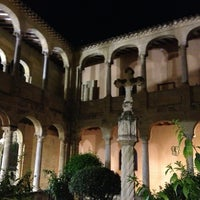 Photo taken at Catedral de Orihuela by J M. on 3/26/2013