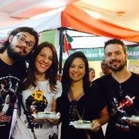 Photo taken at Miolos Fritos - Mercado Pop by Rafael V. on 8/23/2014