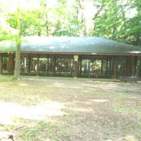 Photo taken at Arboretum in Durand Eastman Park by Lisa C. on 7/4/2014