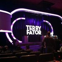 Photo taken at Terry Fator Theatre by Ryan C. on 1/31/2013