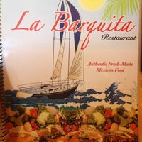 Photo taken at La Barquita Restaurant by Jesse G. on 4/2/2013