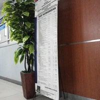 Photo taken at Kantor Imigrasi Kelas I Jakarta Utara by Adhityo P. on 3/26/2014