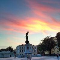 Photo taken at Вулиця Сумська / Sumska Street by Thomas M. on 7/31/2013