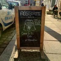 Photo taken at Röststätte Berlin by Thomas M. on 3/4/2016