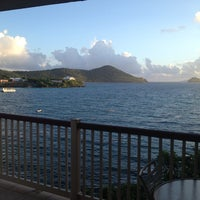 Photo taken at Point Pleasant Resort St. Thomas, VI by Johnna R. on 11/17/2014