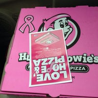 Photo taken at Hungry Howie's Pizza by David W. on 10/1/2013