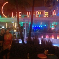 Photo taken at Clevelander South Beach Hotel and Bar by DjFolly O. on 3/11/2013