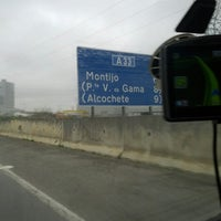 Photo taken at Zona Industrial do Montijo by Miguel A. on 1/17/2013