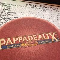 Photo taken at Pappadeaux Seafood Kitchen by Richard A. on 7/27/2013
