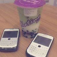 Photo taken at Chatime by Lister R. on 1/18/2013