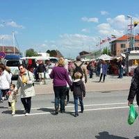 Das Foto wurde bei Fischmarkt von Tobias am 5/26/2013 aufgenommen