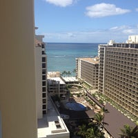 Photo taken at Embassy Suites by Hilton Waikiki Beach Walk by Matt M. on 3/4/2013