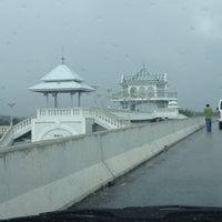 Photo taken at Sarasin Bridge by Inoti W. on 11/4/2012