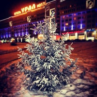 Photo taken at Урал by Yana R. on 12/19/2012