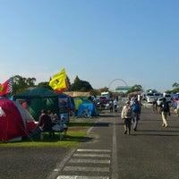 Photo taken at 鈴鹿サーキット オートキャンプフィールド by Ken m. on 10/6/2012