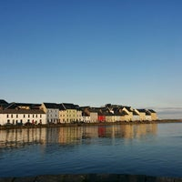 Photo taken at Claddagh Quay by Housam Z. on 4/18/2014