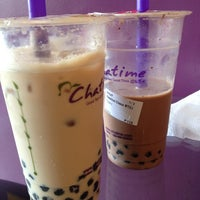 Photo taken at Chatime by Mai B. on 6/4/2013