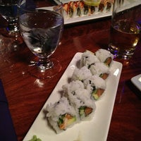 Photo taken at Nijo Sushi Bar & Grill by Aubrey G. on 3/8/2013