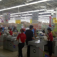 Photo taken at Carrefour by Tino B. on 4/21/2013