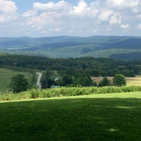 Photo taken at Kentuck Knob by Glen B. on 7/23/2016