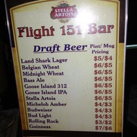 Photo taken at Flight 151 by Donn L. on 1/6/2013