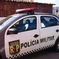 Photo taken at 2a Companhia Indpendente de Polícia Militar by Helder P. on 5/31/2013