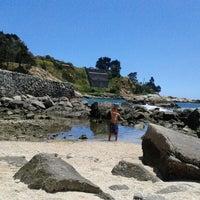Photo taken at Playa Las Conchitas by Morelia R. on 11/11/2012