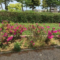 Photo taken at くすのき公園 by 猫 on 5/3/2015