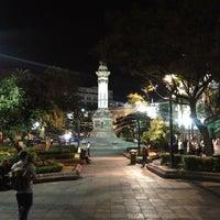 Foto tomada en Plaza Grande por Daniel L. el 12/23/2012