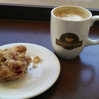 Photo taken at Second Cup by Sean B. on 8/15/2013