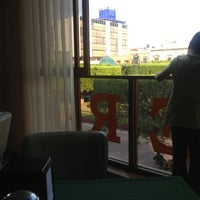 Photo taken at Plaza Restaurant by Fernando M. on 11/22/2012