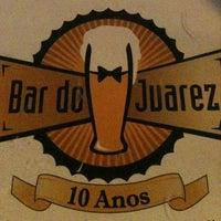 Photo taken at Bar do Juarez - Brooklin by Renata d. on 10/5/2012