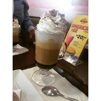 Photo taken at Café Donuts by Ramon A. on 2/27/2015