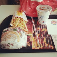 Photo taken at Burger King by Ramon A. on 9/23/2013