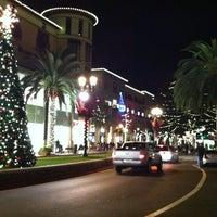 Photo taken at Santana Row by Suraj K. on 12/30/2012