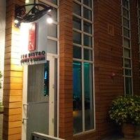 Photo taken at Zen Bistro Sushi by Justin C. on 10/29/2012