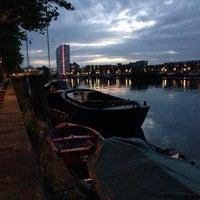 Photo taken at Zeeburgerkade by Herwin T. on 7/15/2014