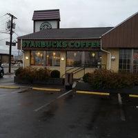 Photo taken at Starbucks by Karl L. on 11/13/2012